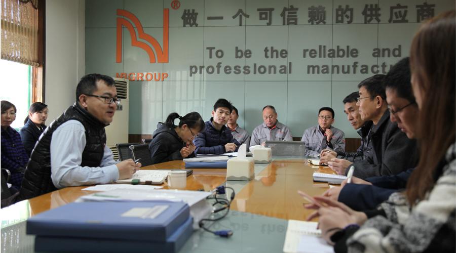 集团公司顺利通过嘉吉公司供应商现场审核